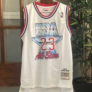 Mitchell&Ness Michael Jordan 90-91 all-star jersey